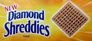 New Diamond Shreddies